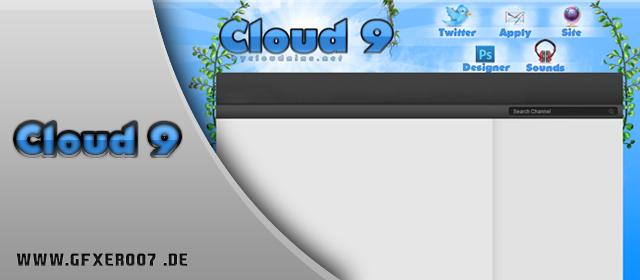 Speedart: Cloud 9 – Design Contest