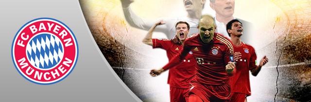 Speedart: FC Bayern München – DFB-Pokal 2011/2012