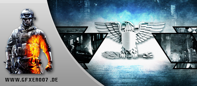 Speedart: Battlefield 3 Wallpaper