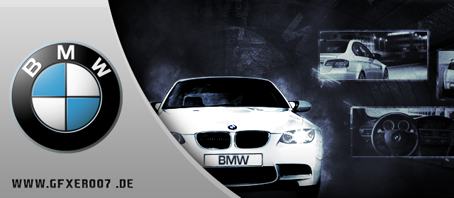 Speedart: BMW M3 Coupé Wallpaper