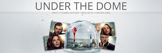 Under the Dome (Dark/Light) – Google Chrome Theme