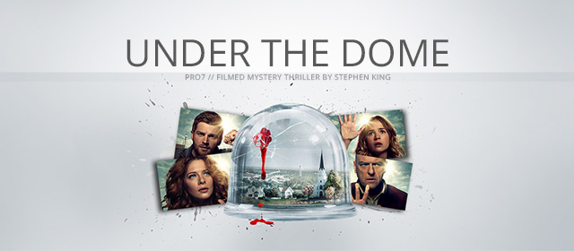 Under the Dome (Dark/Light) – Google Chrome Theme