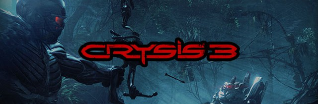Crysis 3 – Google Chrome Theme