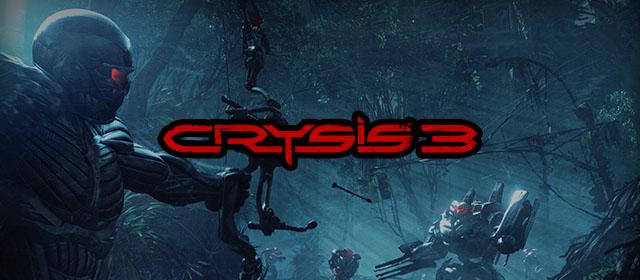 Crysis 3 – Google Chrome Theme