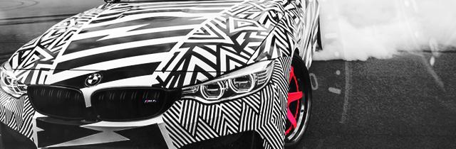 JP Performance BMW M4 (unoffical) – Google Chrome Theme